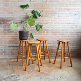 Vintage kruk / plantentafel