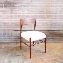 Vintage eettafel stoel