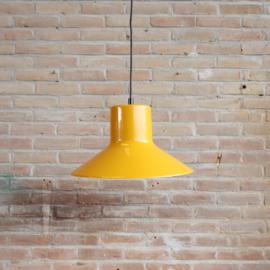 Vintage Philips lamp geel