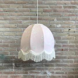 vintage lamp met franjes