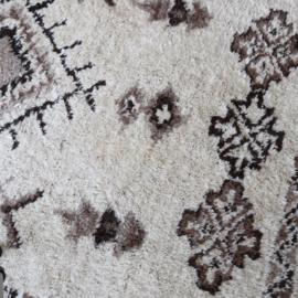 Vintage ''berber'' vloerkleed 220x140