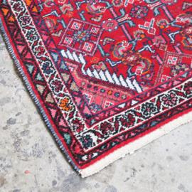 Vintage tapijt 130 x 80