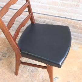 Vintage stoel jaren 70