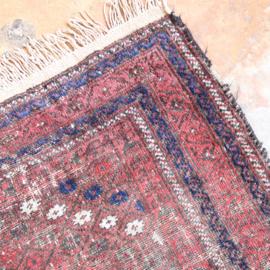 Vintage perzisch tapijt   125 x 90