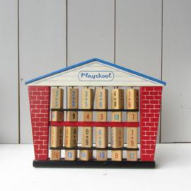 Vintage playskool speelgoed
