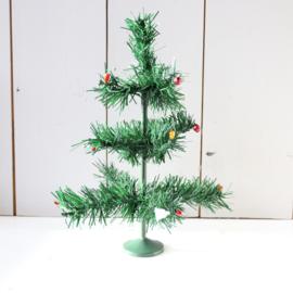 Vintage kerstboompje
