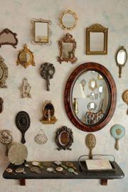 Blog: Zo stijl je gouden spiegels in je interieur