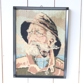 Vintage borduurwerk  zeeman