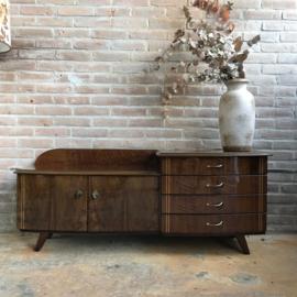Vintage tv meubel / dressoir