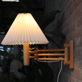 Vintage deens wandlamp