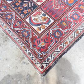 Vintage tapijt 225 x 165