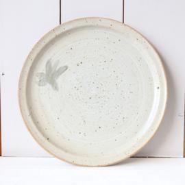Vintage bord XL serveer schaal