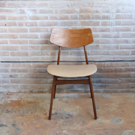 Vintage stoel jaren 60 deens