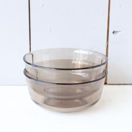 Rookglas schalen arcoroc ⌀14.5 cm