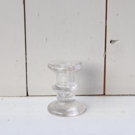 Vintage iittala Festivo design kandelaar glas