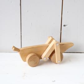 Vintage speelgoed Finland jukka sprinkhaan