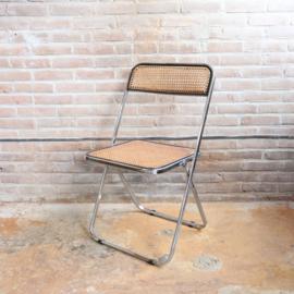 Vintage design webbing klapstoel