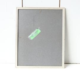 Vintage fotolijst