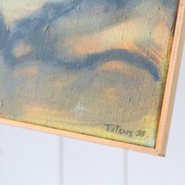 Schilderij abstract