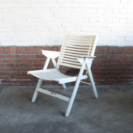 Vintage design stoel rex