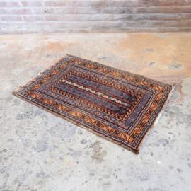 Vintage ''deurmat'' pers