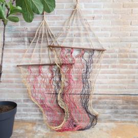 Vintage hangmat touw