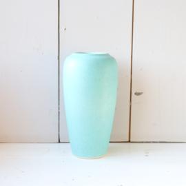 Vintage w-germany vaas turquoise
