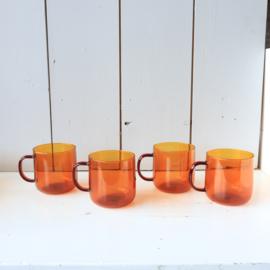 Second-hand HAY mokken Borosilicate amber