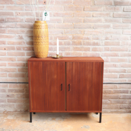 Vintage ondiep kastje jaren 70