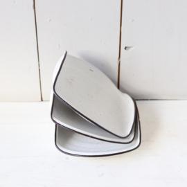Vintage bordjes zaalberg