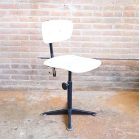 Vintage bureau stoel Ahrend