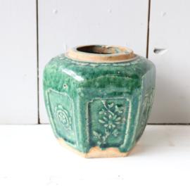 Vintage gember pot