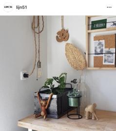 Mooi plaatje met plantenstandaard van meutt