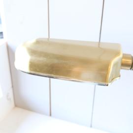 Vintage goud kleur bureaulamp