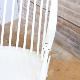 Vintage design schommelstoel
