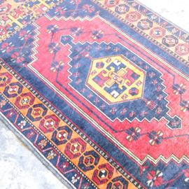 Vintage perzisch tapijt   180 x 100