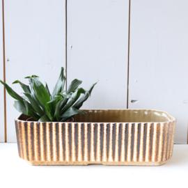 Vintage plantenbak pot