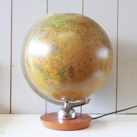 Vintage globe glas oud