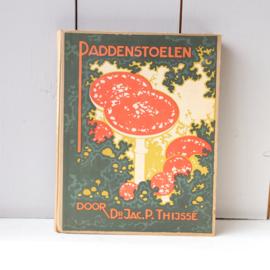 Prentenboek paddenstoelen jac thijsse