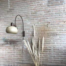 Vintage booglamp ''dijkstra''