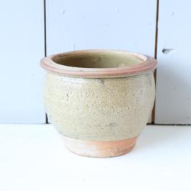 Vintage aardwerk pot