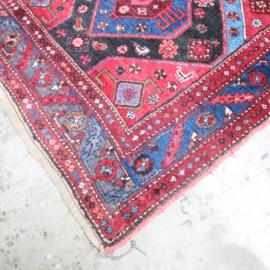 Vintage perzisch tapijt   260 x 142
