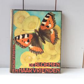 Prentenboek de bloemen en haar vrienden