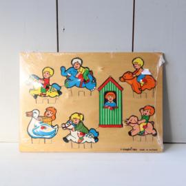 Vintage simplex puzzel