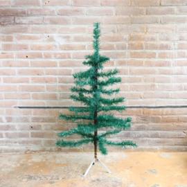 Vintage kunst kerstboom