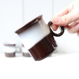 Vintage koffie kopjes nespresso
