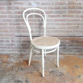 Vintage thonet stijl stoel