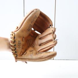 Leren honkbal handschoen sport deco