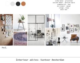 Interieur styling: Kantoor Amsterdam
