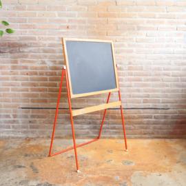 Vintage schoolbord kind
